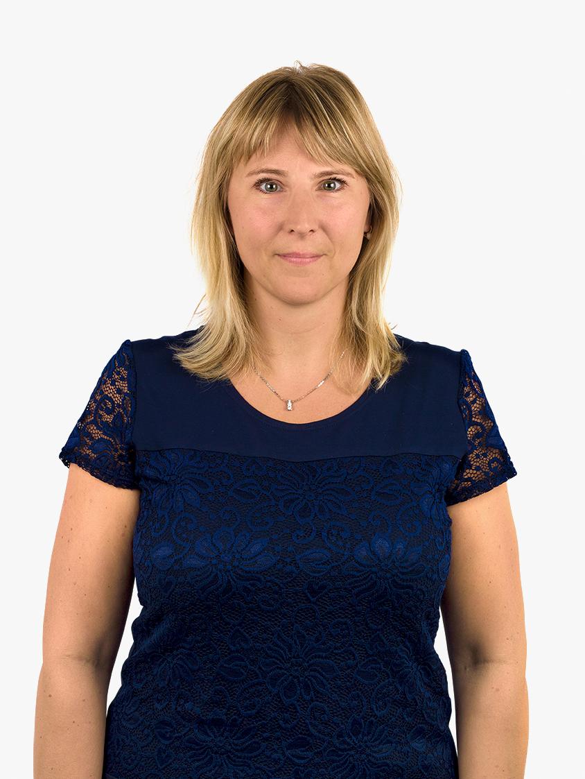 Photo of Lenka Hroudová